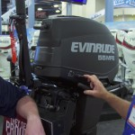 2014 Evinrude MFE Outboard: First Look Video