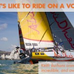 What It's Like to Ride on a Volvo 65