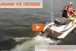 Yamaha VX Cruiser PWC quick ride video