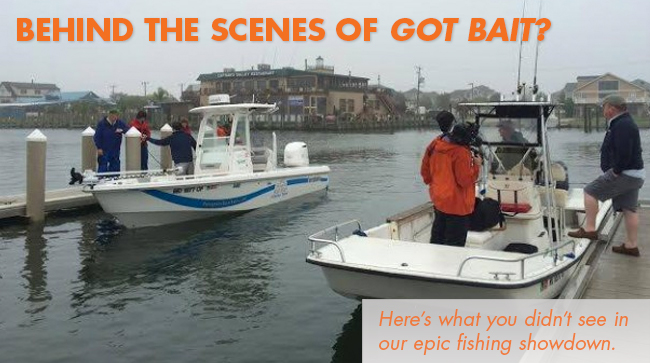 Fishing: Behind the Scenes of Got Bait? - Articles