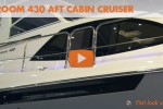 Broom 430 aft cabin cruiser