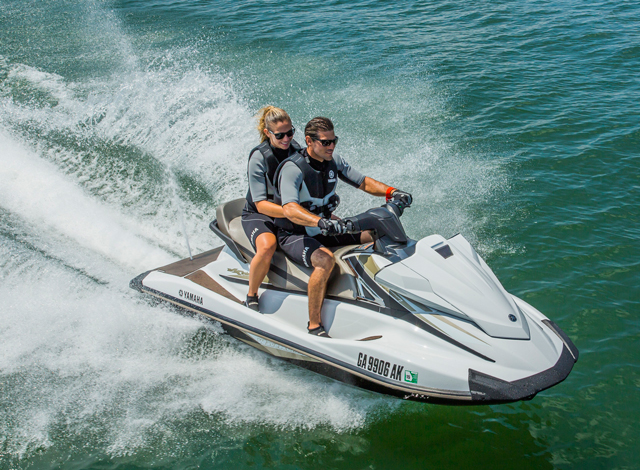 2015 Yamaha Waverunner Vx Pwc Series Longer Lighter Stronger Boats Com