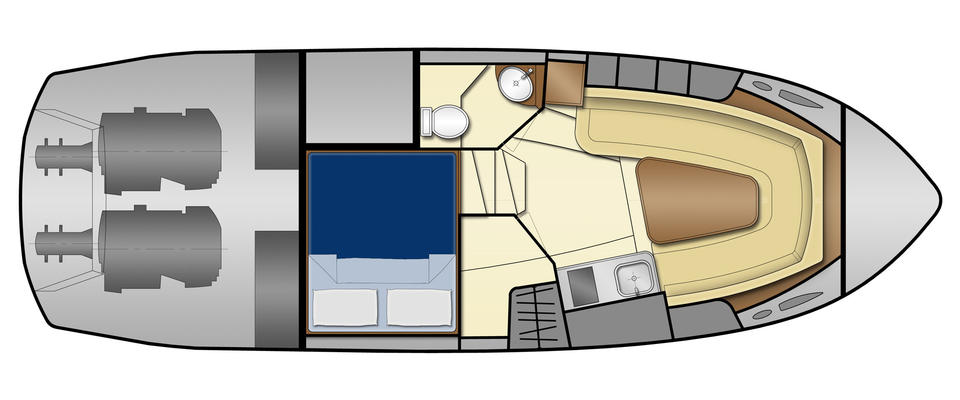 Beneteau gran turismo 35 express yourself boats the interior layout on the gran turismo 35 is open and airy thats because beneteau sciox Gallery