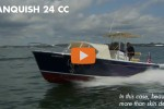 Vanquish 24 Center Console video boat review