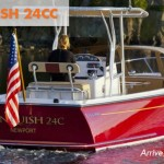 Vanquish 24 CC: A Boat with Blue Blood
