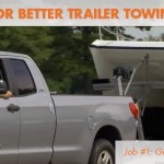 5 Tips for Towing: Get your Boat and Trailer Down the Road Safely