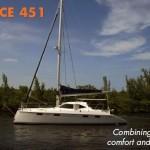 Balance 451: Combining Catamaran Comfort and Performance