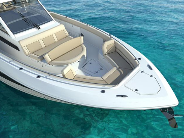 Boston whaler 420 outrage center console or yacht yes for How much does a fishing boat cost