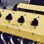 Mercury Racing Showcases Four-Valve Heads on Concept Engine