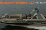 Princecraft Ventura 222 video boat review