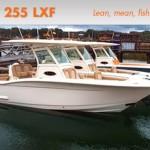 Scout 255 LXF: Lean, Mean, Sportfishing Machine
