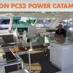 Horizon PC52 Power Catamaran: Quick Video Tour