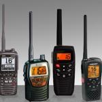 Five Favorite Handheld VHF Radios