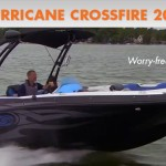 Hurricane Crossfire 203: Video Boat Review