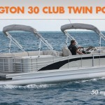 Bennington 30 Club Twin: The 50-mph Living Room