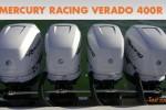Mercury Racing Verado 400R: Test Run