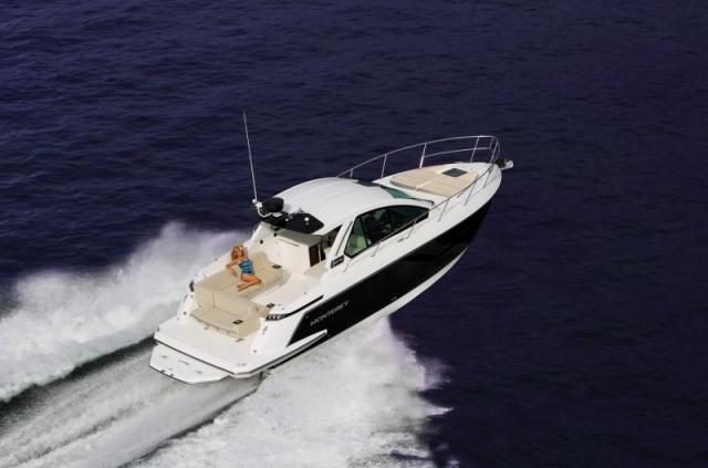 Monterey 360sc sport coupe paradigm shift for Monterey sport fishing