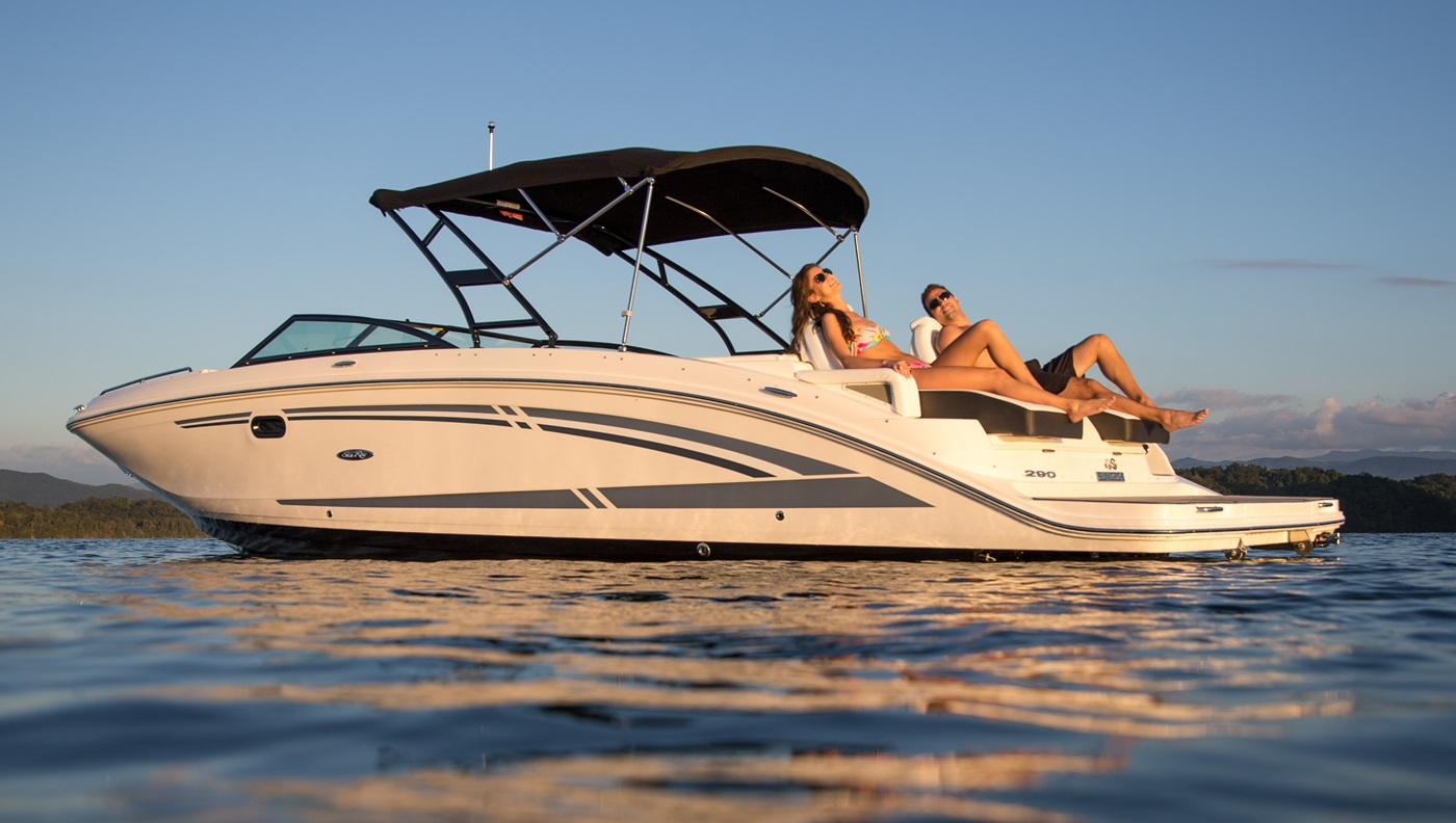 Sea Ray 290 Sundeck Let The Fun Begin Boats Com