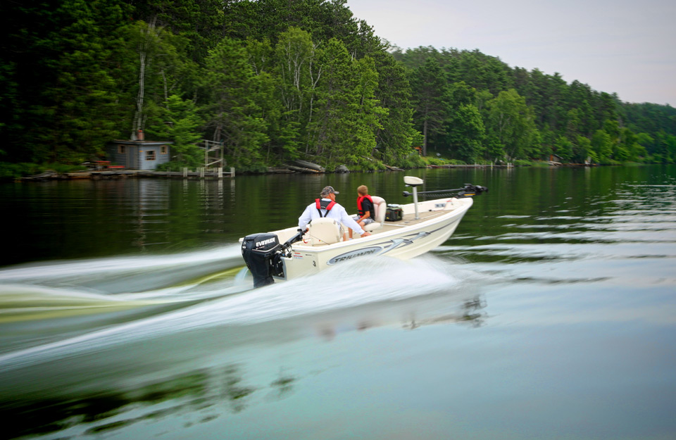 10 top fishing boats for inshore anglers for Best fishing boat