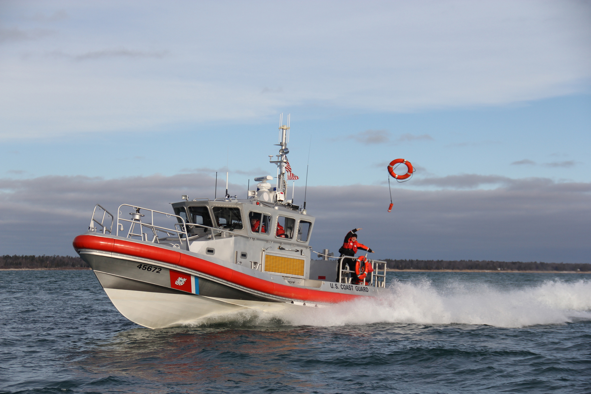 united states coast guard Us coast guard the us coast guard safeguards the maritime interests of the united states and the environment around the world agency details.