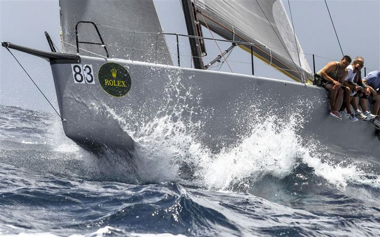 """The sport of yacht racing is now called """"sailing"""" on this side of the Atlantic."""