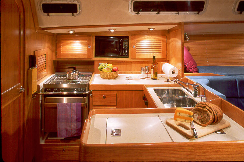 Cooking on a Boat: Essential Ingredients for Seafaring
