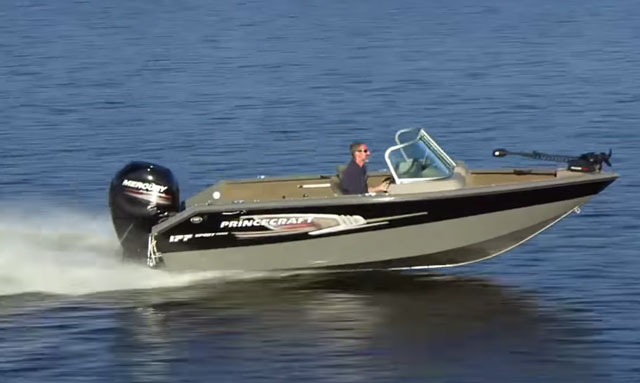 Five affordable aluminum fishing boats for sale for Aluminum fishing boats