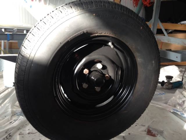 trailer love how to fix it up right boats comand here\u0027s a refinished wheel