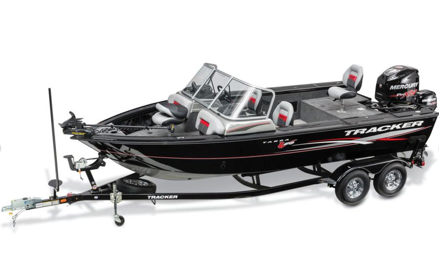 Tracker targa v 20 wt multi species manna Aluminum boat and motor packages