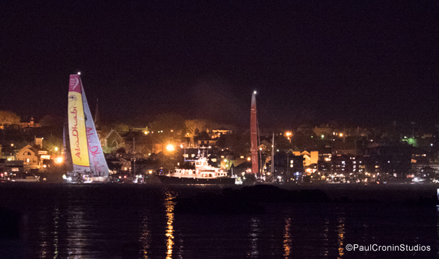 Dongfeng beat Abu Dhabi Ocean Racing by less than four minutes—after 5000 miles of racing.