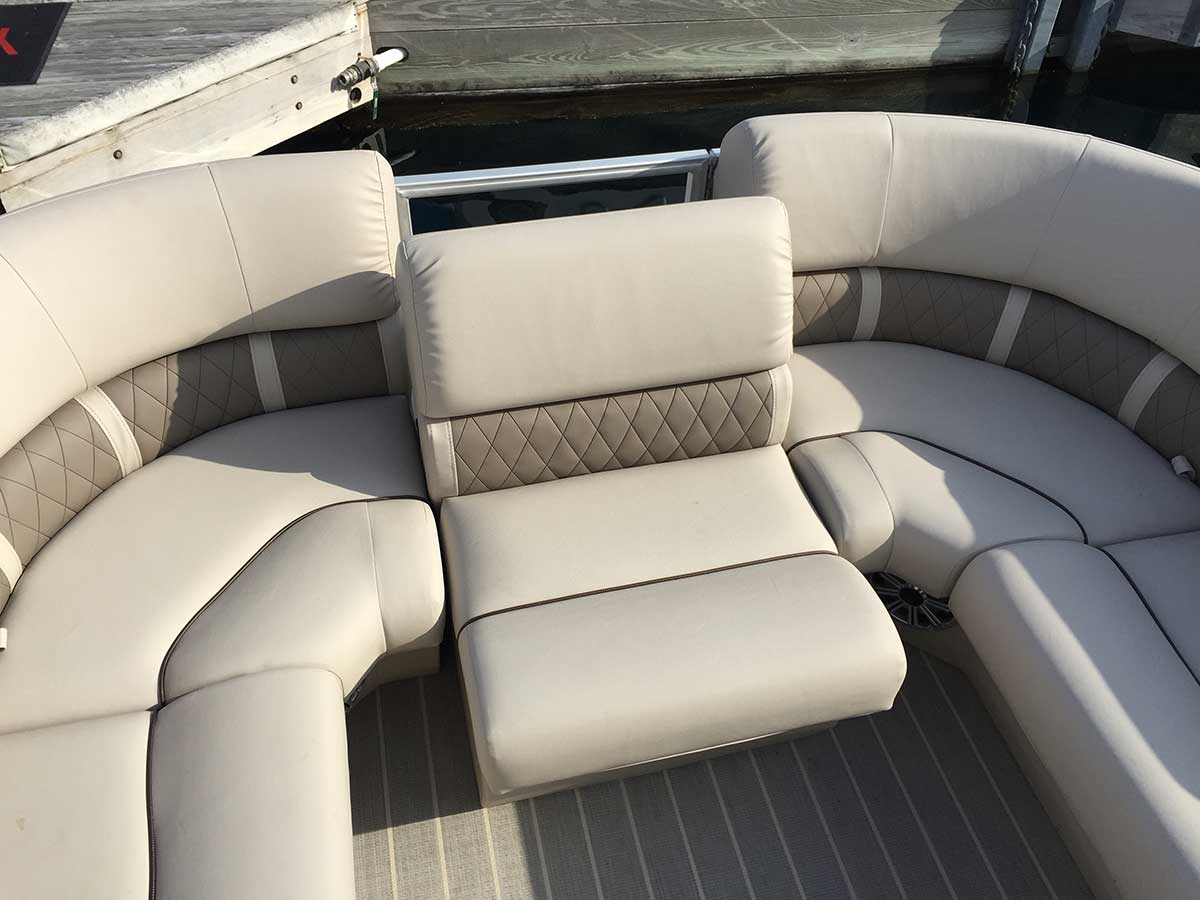 Bennington 2250 Gsr Relax To The Max Boats Com