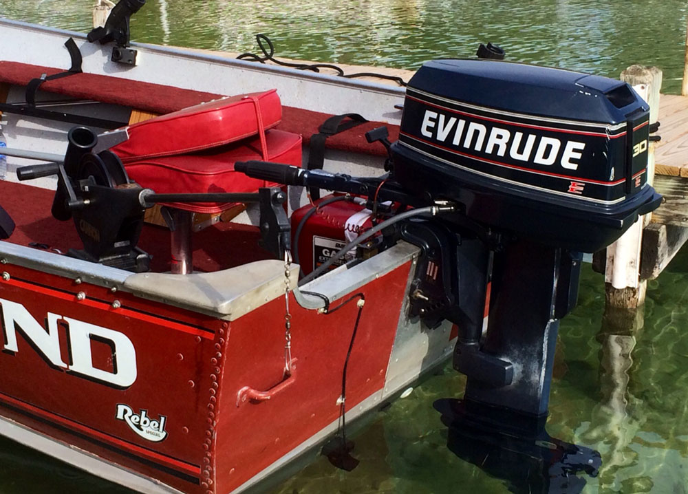 Make Your Old Outboard Engine New Again - boats com