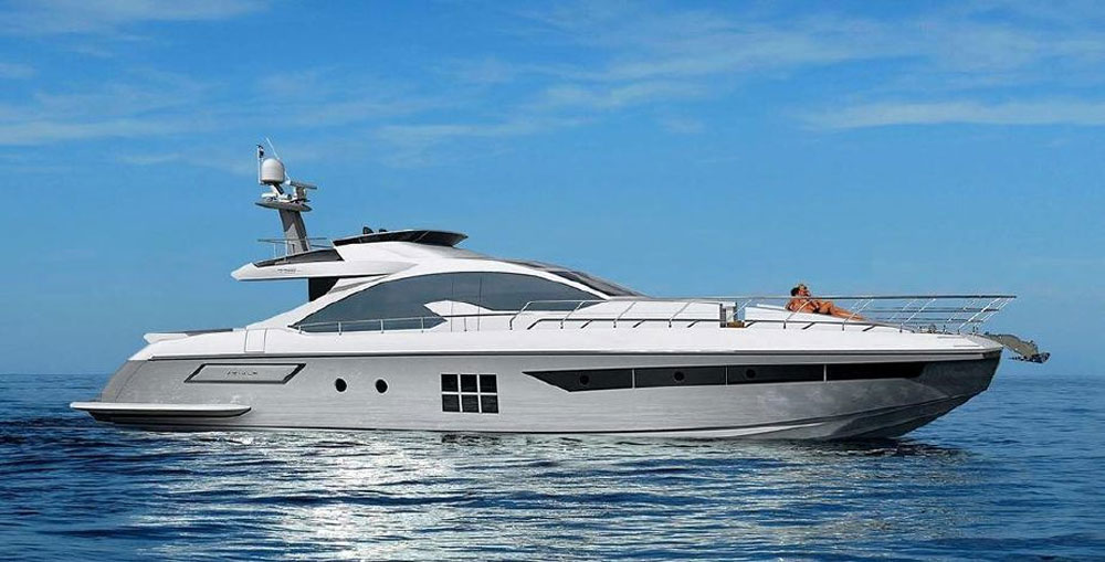 azimut 77s  first look video