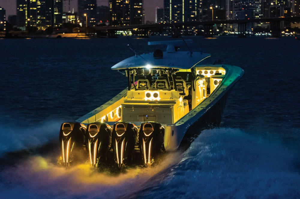 New 2016 Outboards: Mercury and Seven Marine Make News in Miami