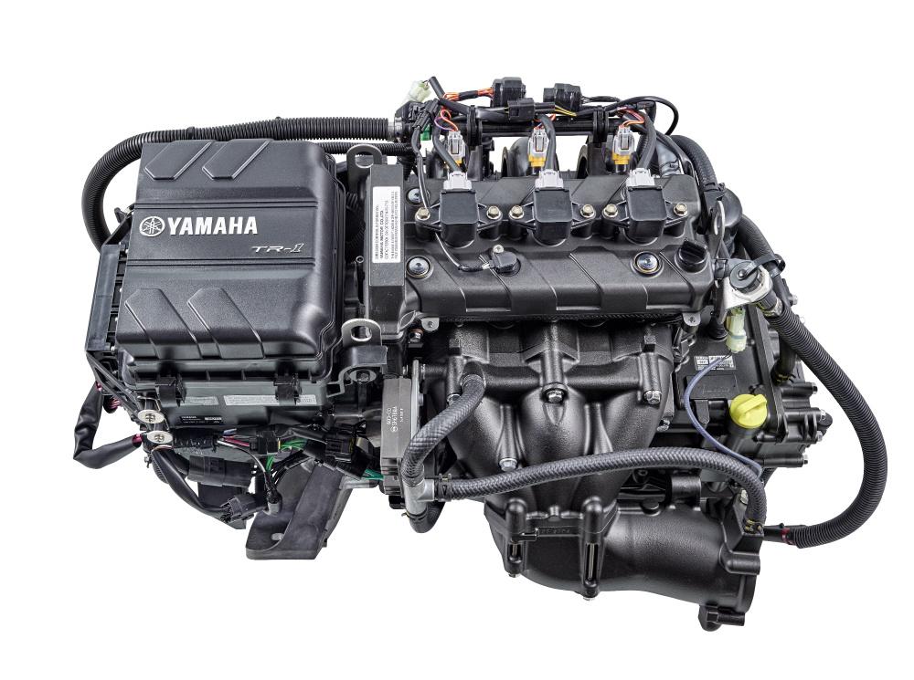 Yamaha Tr  Marine Engine Horsepower