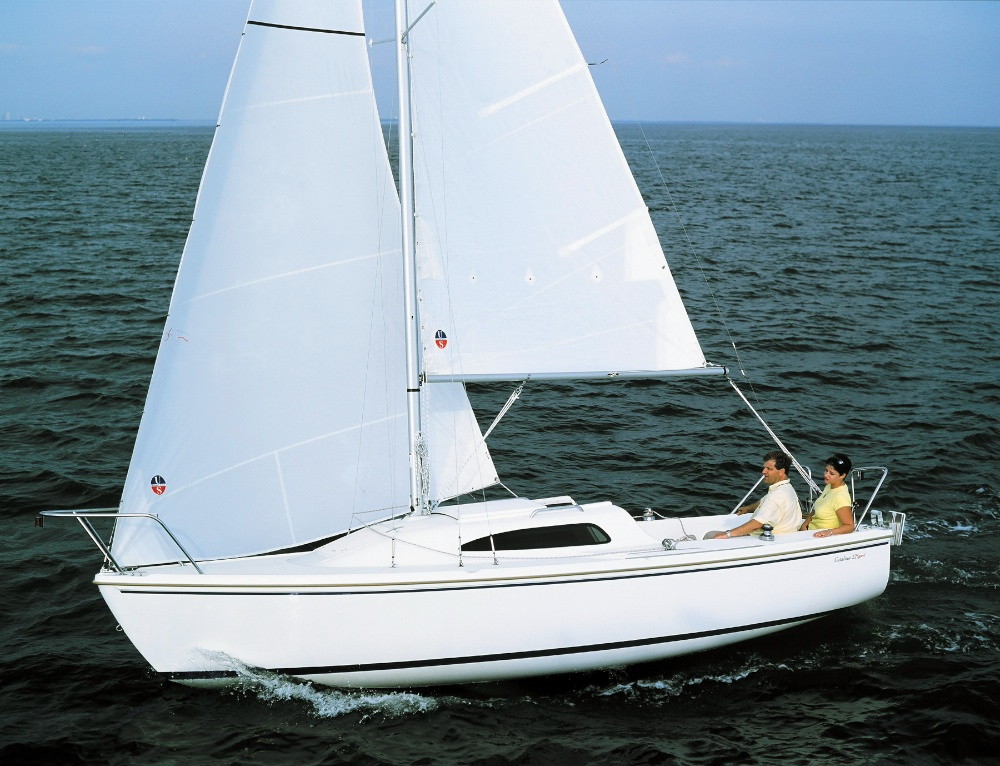 10 new bargain sailboats best value buys for The catalina