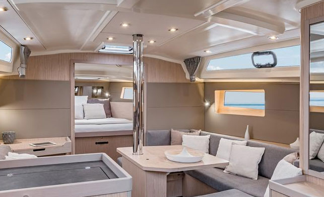 Beneteau Oceanis 41 1 Sailing Towards Perfection Boats Com
