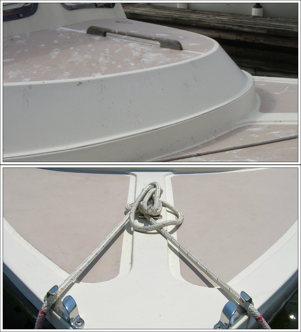How To Remove Deck Paint From Wood Boat