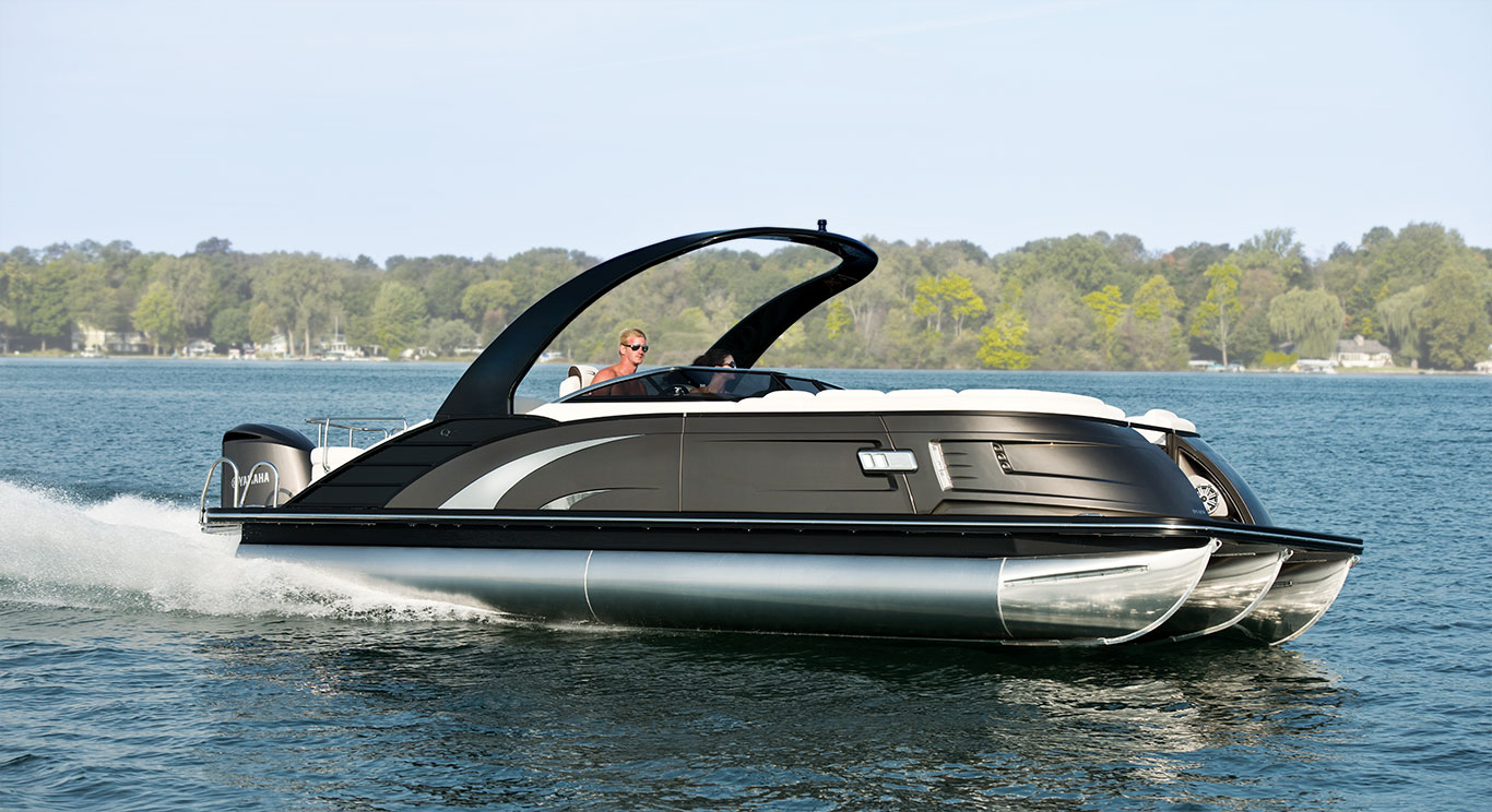 How To Handle A Pontoon Boat Boatscom
