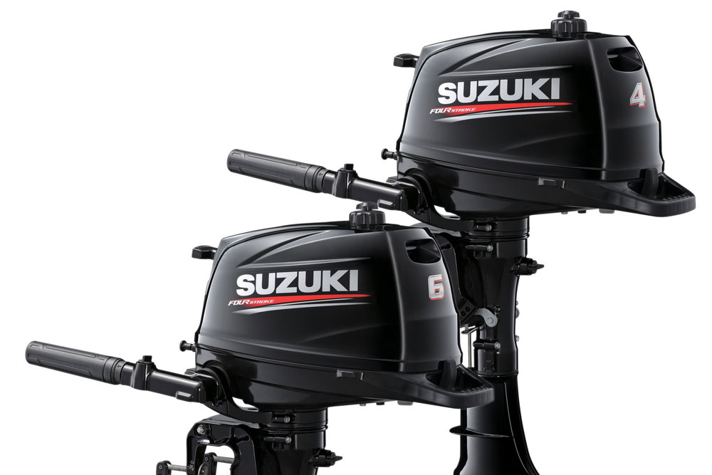 2016 suzuki df6a outboard light weight champ for New outboard boat motors
