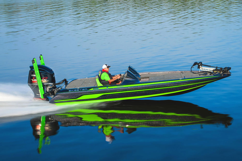 Skeeter FX21 LE: Big-Time Bling in a Bass Boat - boats.com