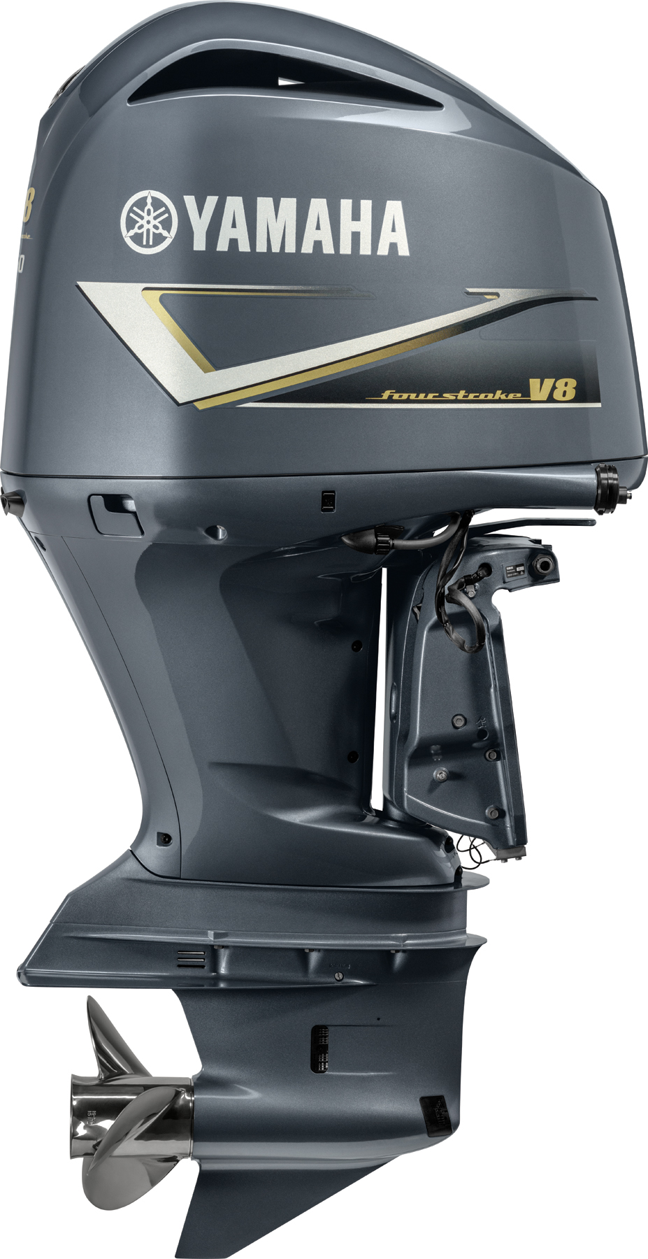 The outboard expert new yamaha f350c outboard debuts for How to winterize yamaha outboard