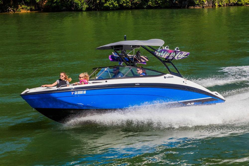 Yamaha Boat Reviews
