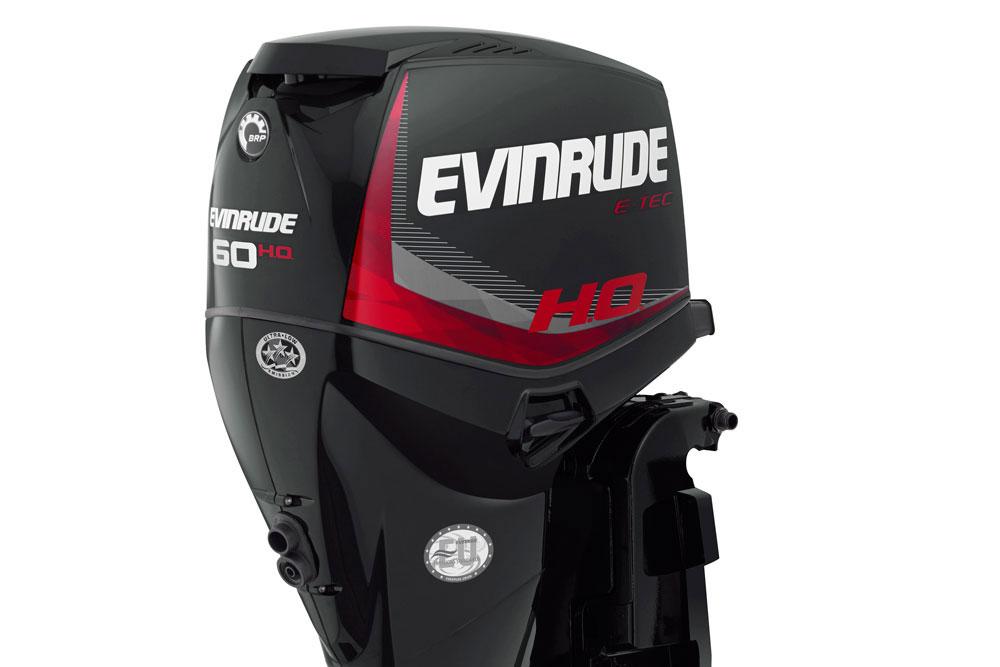 The Outboard Expert: New Evinrude E-TEC 60 H.O.