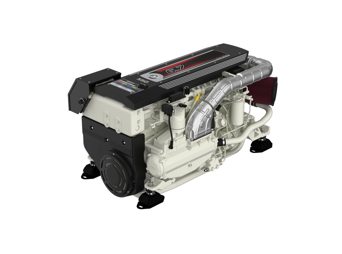 Mercury marine unveils new engines and controls in miami for Best outboard motor warranty
