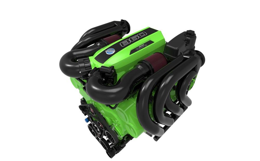Mercury marine unveils new engines and controls in miami for Mercury marine motors price