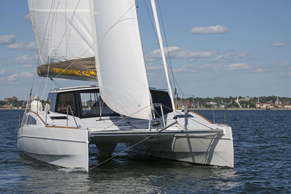 Used Maine Cat  Catamaran For Sale