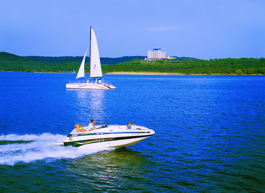Top 10 Lakes For Boating In The Midwest Boats Com