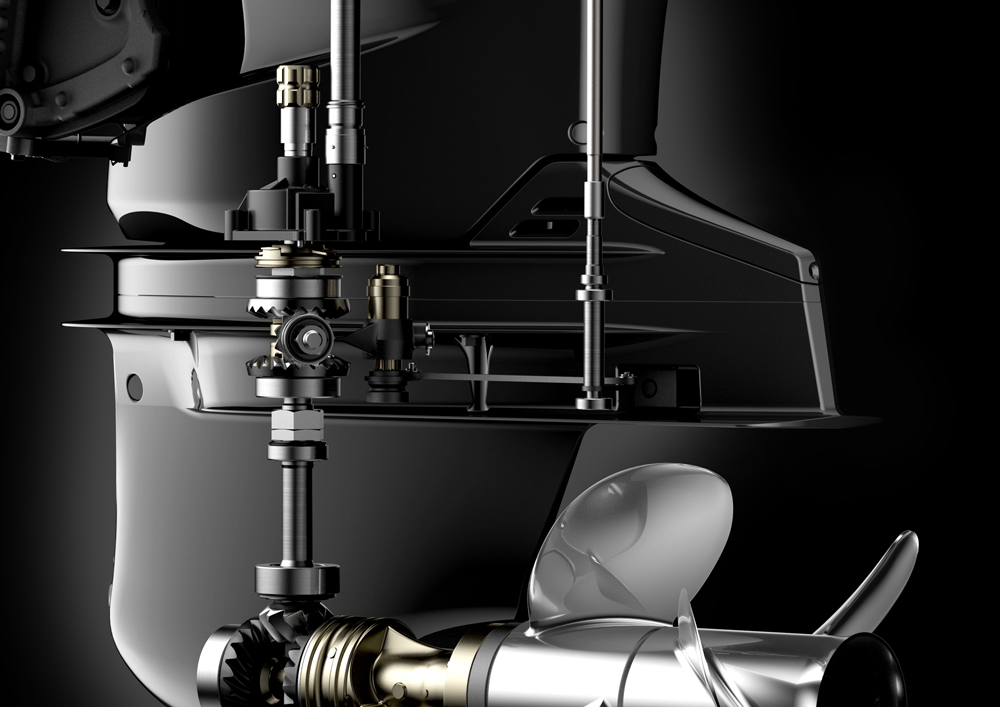 Counter Rotating Propellers : The outboard expert suzuki df a boats