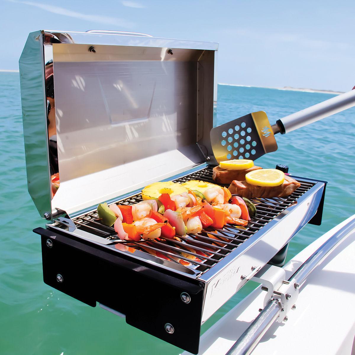Image result for food bbq catamaran bvi